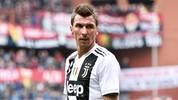 Mario Mandzukic steht vor einem Abgang bei Juventus
