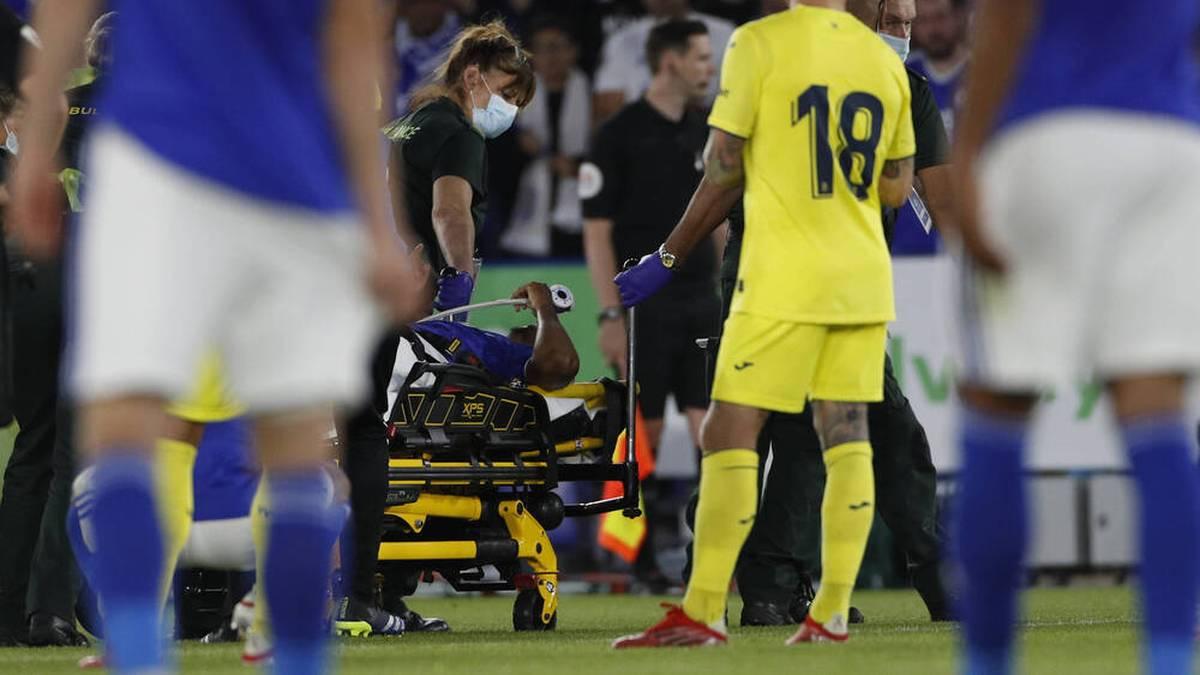 Wadenbeinbruch! Horror-Foul gegen England-Star