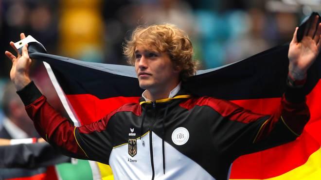 Die nächste Teilnahme von Alexander Zverev am Davis Cup ist ungewiss