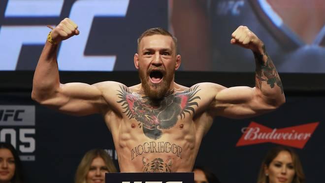 Die populärsten Sportler der Welt, Conor McGregor