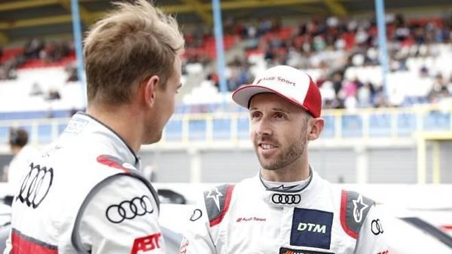 Rene Rast und Nico Müller: Laut dem DTM-Leader gibt es einen offenen Kampf