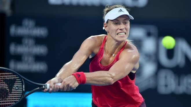 Angelique Kerber kommt rechtzeitig zu den Australian Open in Topform