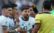 Fußball / Copa America