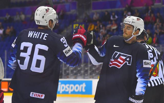 Sport-Tag: Eishockey-WM mit Kanada, USA, Finnland, Russland