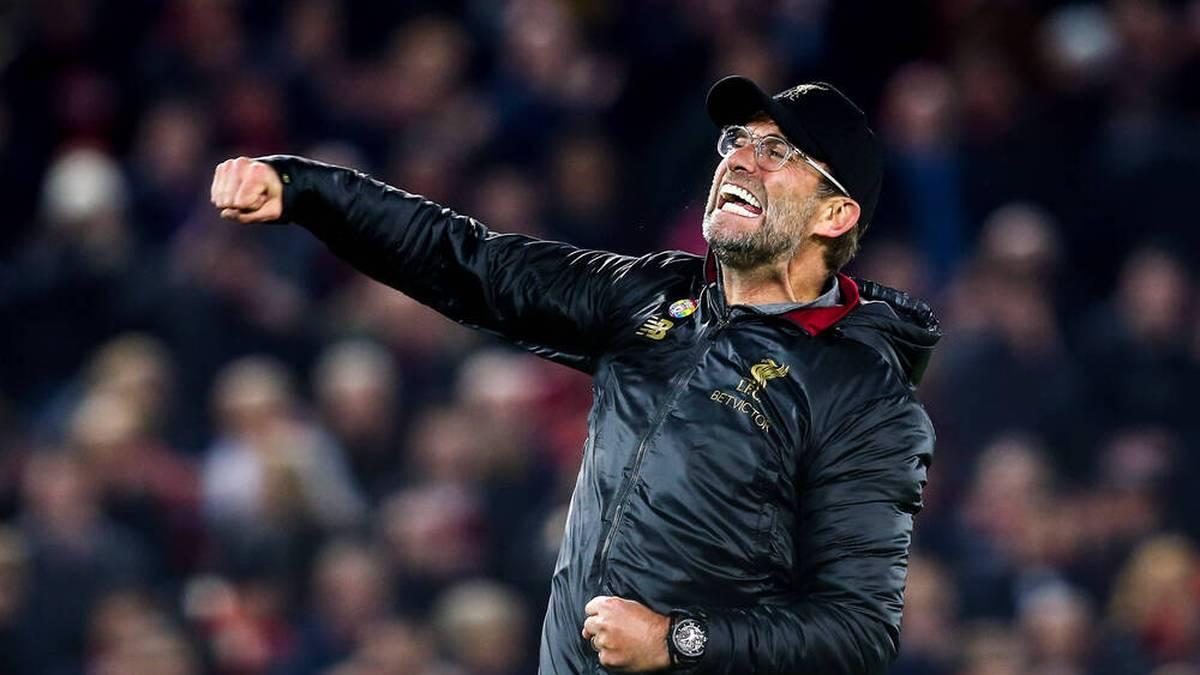 Mehr Fans für Klopp: Liverpool baut Anfield Road aus