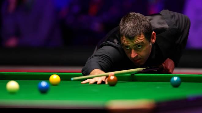 Ronnie O'Sullivan hat wieder einmal Snooker-Geschichte geschrieben