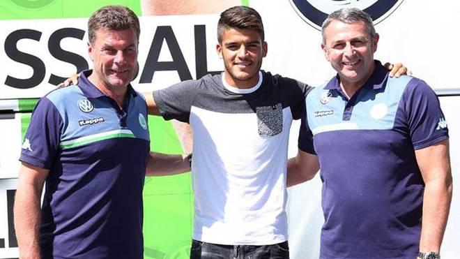 Francisco Rodriguez unterschrieb beim VfL