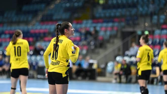 Die Handballerinnen des BVB sind nicht zu ihrem Champions-League-Spiel angetreten