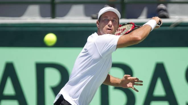 Philipp Kohlschreiber steht im Halbfinale von Metz