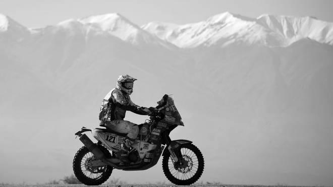 Edwin Straver hat seinen Unfall bei der Rallye Dakar nicht überlebt