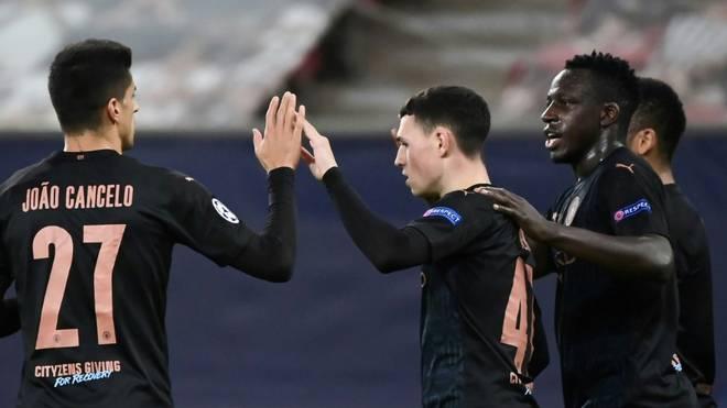 Manchester City gewinnt mit 1:0 in Piräus