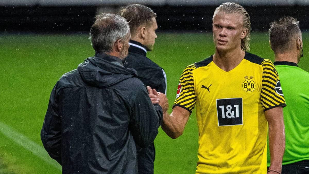 Der BVB holt sich den letzten Schliff im Trainingslager und in den Testspielen. Marco Rose findet sich immer mehr ein im neuen Team und scherzt mit seinen Spielern.
