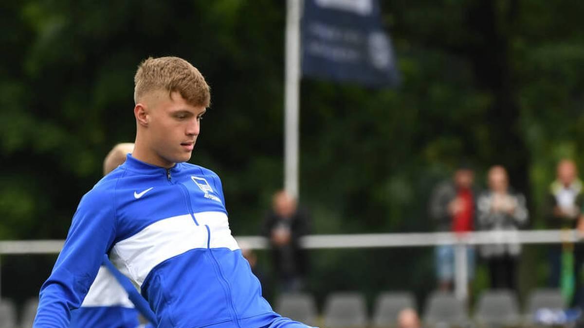 Luca Netz steht vor einem Wechsel nach Gladbach