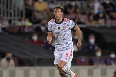 Leon Goretzka bekommt bei FIFA 22 eine starke Karte. Mit seinen Werten sorgt der Bayern-Spieler für ein Novum im Spiel.