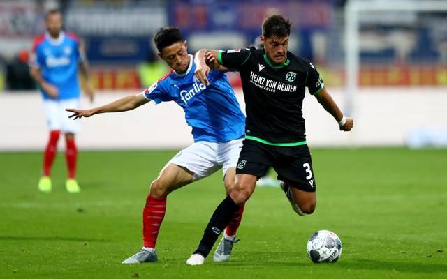 Hannover 96 empfängt Holstein Kiel in der 2. Bundesliga