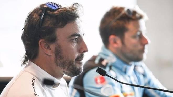 Marco Andretti sieht Fernando Alonso für das Indy 500 gut gerüstet