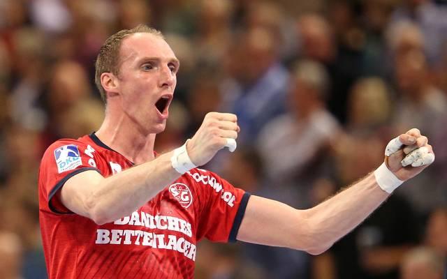 Holger Glandorf steuert mit der SG Flensburg-Handewitt auf eine perfekte Saison zu