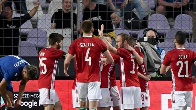 Knapper Erfolg über Zypern für DFB-Gegner Ungarn