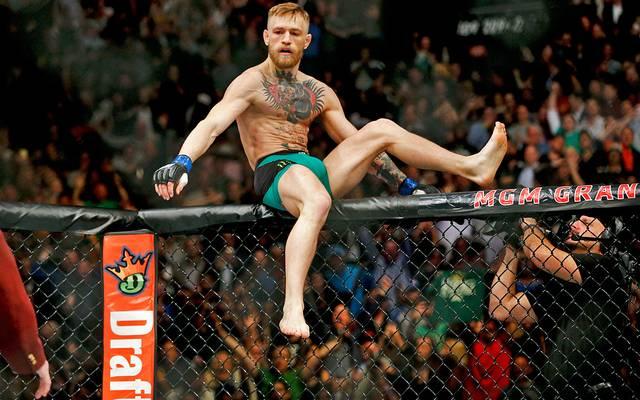 Steigt er nun aus? Conor McGregor lässt seine Zukunftspläne vorerst im Dunkeln