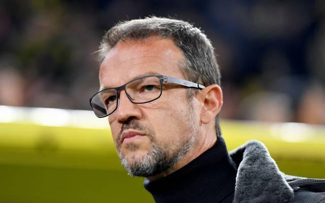 Frankfurts Sportvorstand Fredi Bobic ist für klare Maßnahmen bei Rassismusvorfällen