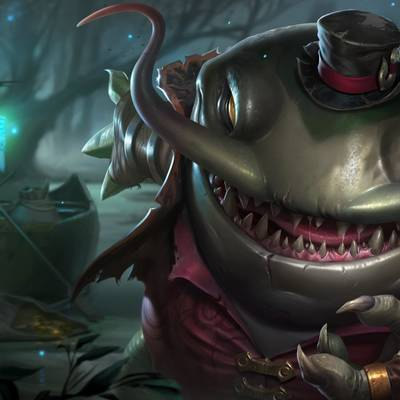 League of Legends Guide: Tahm Kench