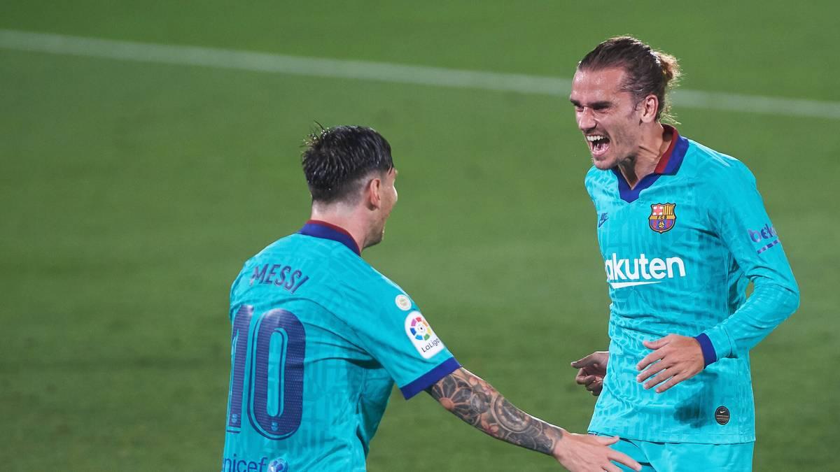 Gegen die Bayern soll für den FC Barcelona ein Sieg her