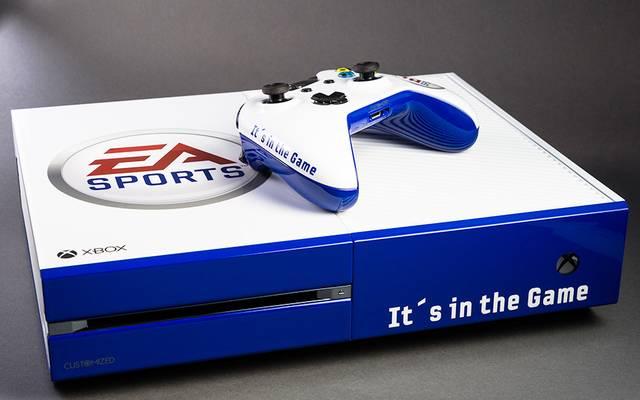 Immer mehr Superstars oder bekannte Persönlichkeiten lassen sich individualisierte PlayStation- oder Xbox-Controller fertigen. Diese kommen aus Deutschland.