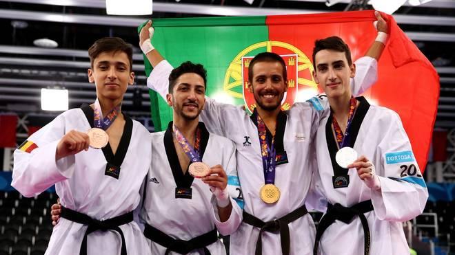 Taekwondo Day 4: Baku 2015 - 1st European Games