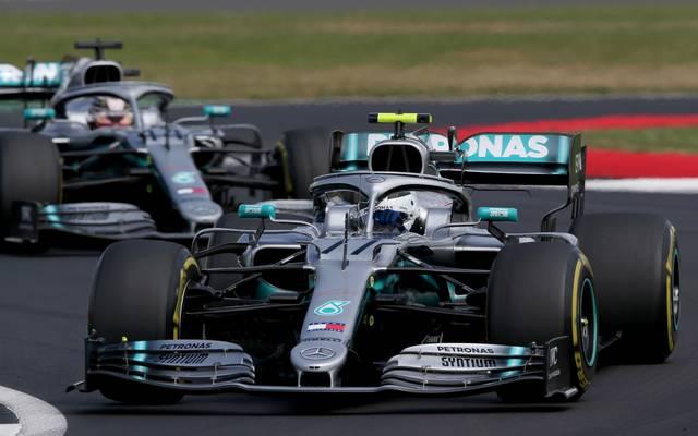 Mercedes bestreitet in Hockenheim sein 200. Rennen als Werksteam