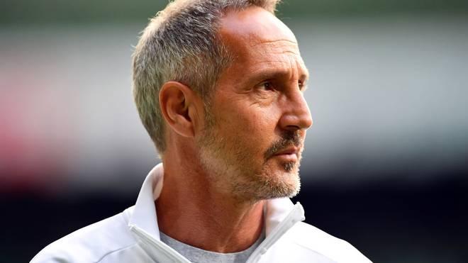 Adi Hütter befürchtet nach dem Pokal-Aus keine negativen Nachwirkungen