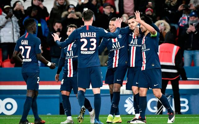 Paris Saint-Germain kann ab Mitte Juli wieder vor Zuschauern spielen