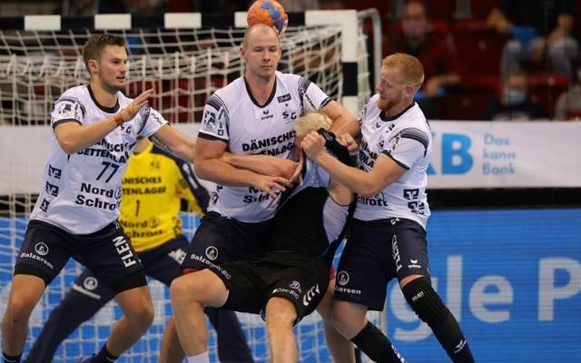 Flensburgs Hinspiel gegen Zagreb ist abgesagt