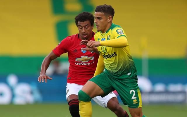 Max Aarons (r.) bestritt in der abgelaufenen Saison 36 Premier-League-Spiele