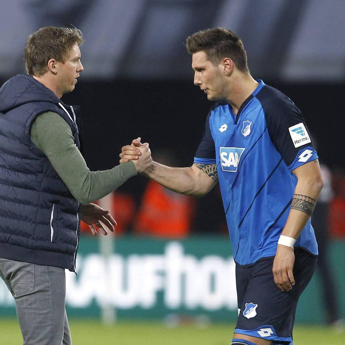 Bayern-Trainer? Nagelsmann reagiert