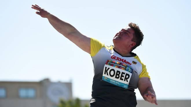 Kober holt Gold bei Para-WM