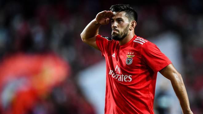 Pizzi Fernandes übernahm bei Benfica die Rolle von Renato Sanches