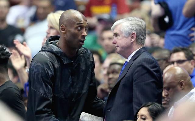 Kobe Bryant staunte nicht schlecht über Dukes Aus