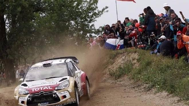 Die Rallye Polen ist auch für die enthusiastischen Fans berühmt