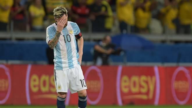 Lionel Messi saß offenbar in einem Flugzeug mit Treibstoffmangel