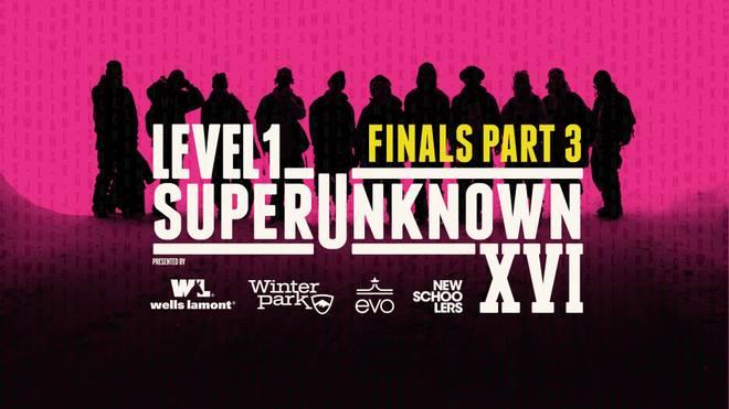 SuperUnknown XVI (2019) – Die Gewinner stehen fest + Finals Video Pt. 3