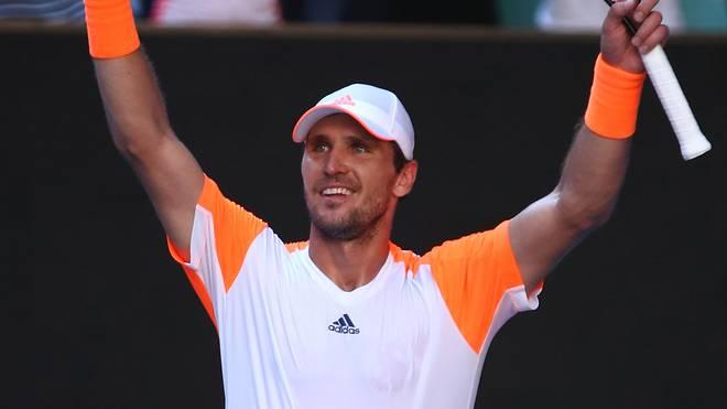 Mischa Zverev besiegt im Achtelfinale der Australian Open den Weltranglistenersten Andy  Murray