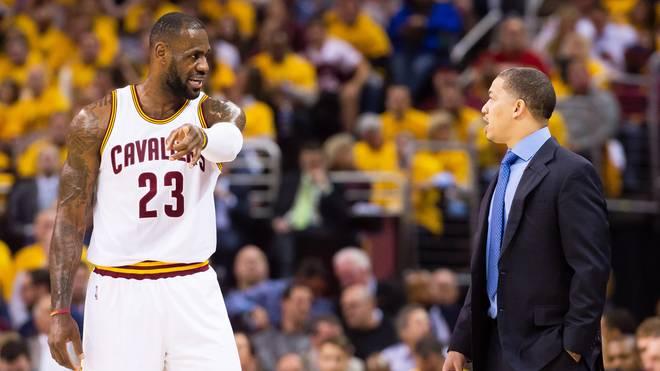 LeBron James und die Cavaliers wollen schneller spielen