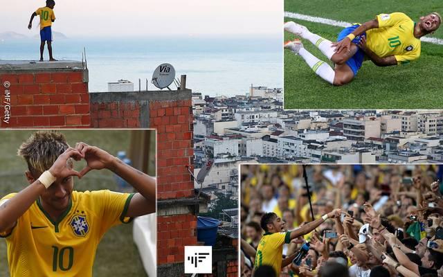 Neymar und Brasilien: Eine Liebesgeschichte bekommt Risse