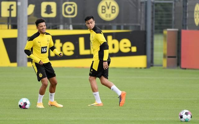 Borussia Dortmund bestreitet am Freitag gleich zwei Testspiele