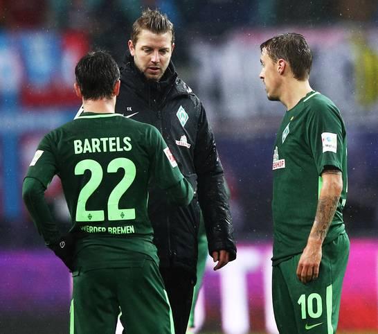Noch vor einem Jahr hing Werder Bremen zu diesem Zeitpunkt der Saison ohne jeglichen Sieg auf dem vorletzten Tabellenplatz fest. Als Florian Kohfeldt Anfang November das Ruder übernahm, setzte der Aufschwung ein. Der momentane Höhenflug hat Werder bis auf Platz drei geführt