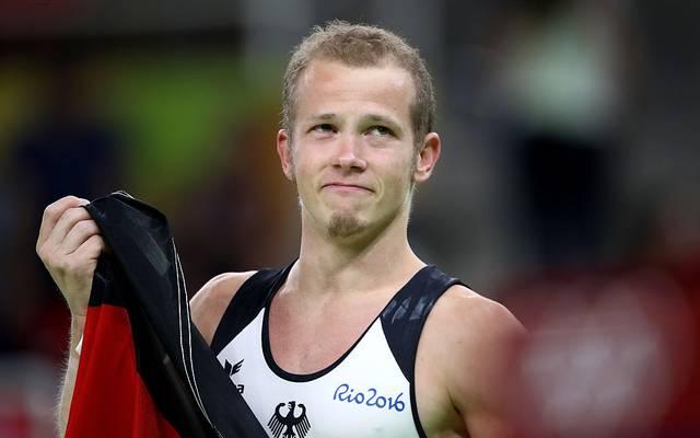 Fabian Hambüchen wurde 2016 Olympiasieger im Reck