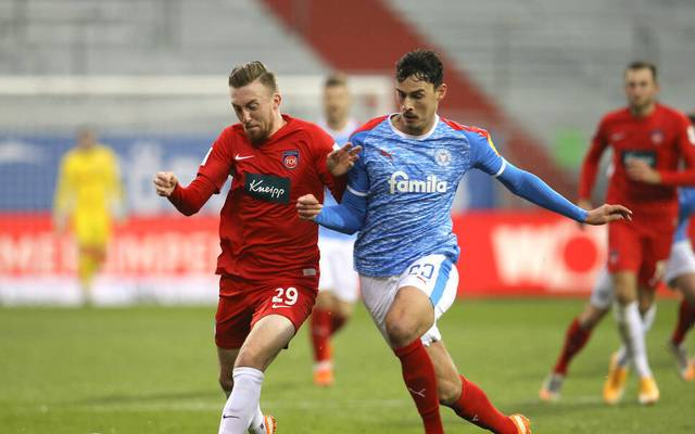 Holstein Kiel trifft im Nachholspiel der 2. Bundesliga auf Heidenheim