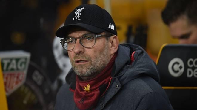 Trainer Jürgen Klopp eilt mit dem FC Liverpool von Sieg zu Sieg