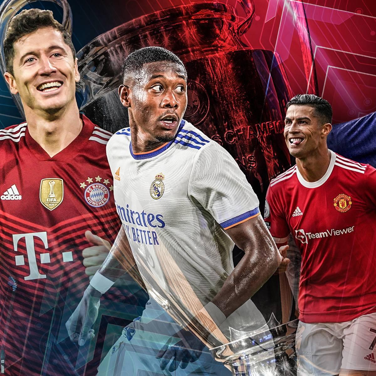 """Wer holt den Champions-League-Titel? """"Topfavorit ist Bayern nicht!"""""""
