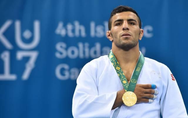Saeid Mollaei gewann Gold bei der WM 2018